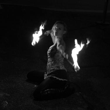 Raime at Gilded Cage's Creepshow Peepshow 2015
